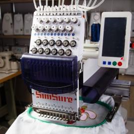 Вышивальная машина sun sure ss-1201s