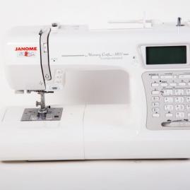 Janome memory craft 5200 computerized