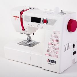 Швейная машина Janome 734d artdecor