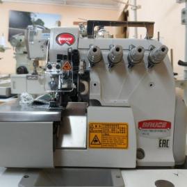 Краеобмёточная машина(оверлок)Bruce BRC-768